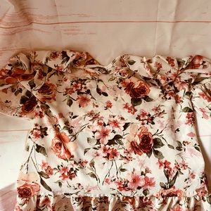 My Beloved M boho flowy shirt